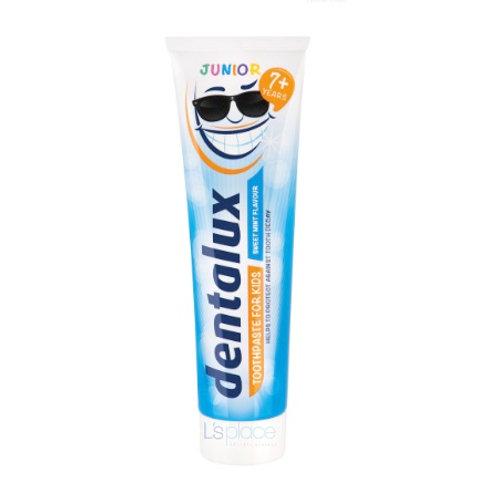 Dentalux Toothpaste Kids 6+ 75ml