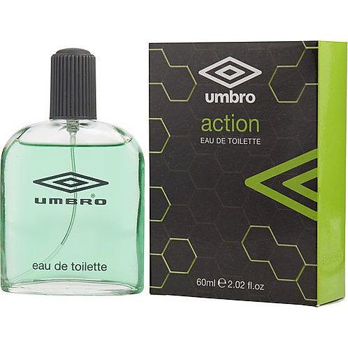 Umbro 60ml EDT Spray Action