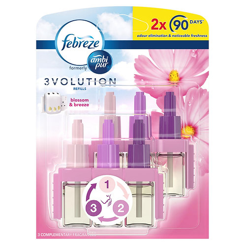Febreze 3 Volution Blossom Breeze Kit