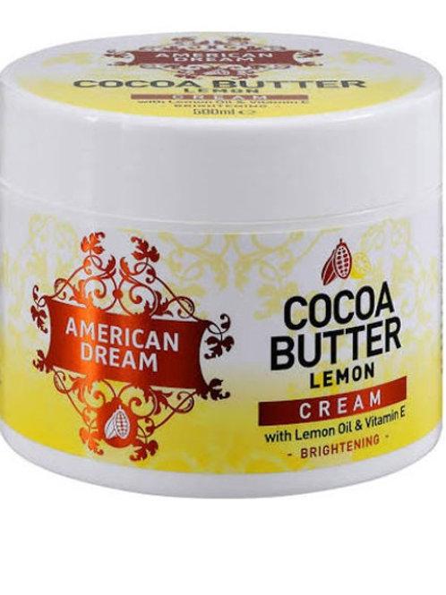 American Dream Cocoa Butter
