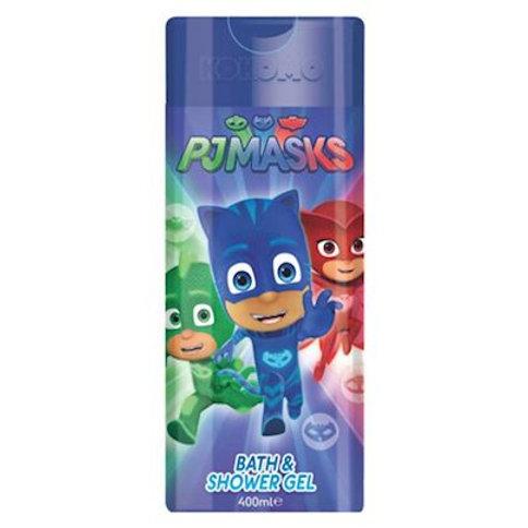PJ Masks Bath & Shower Gel 400ml