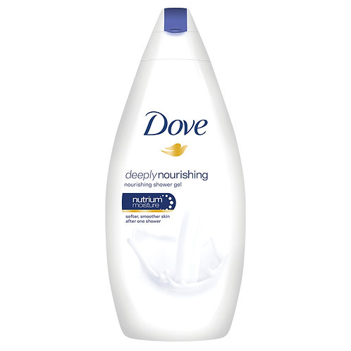 Dove Deeply Nourishing Bodywash 500ml