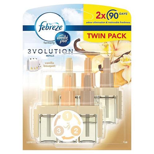 Febreze 3 Volution Vanilla Bouquet  Kit
