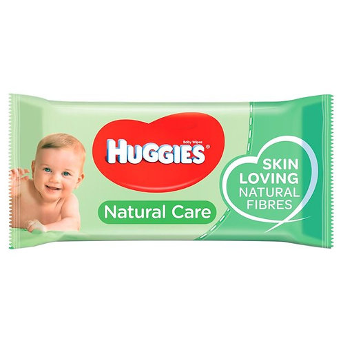 Huggies Natural Care Pure wipes