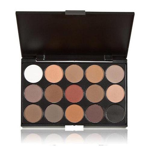 15 shades Eye shadow pallet