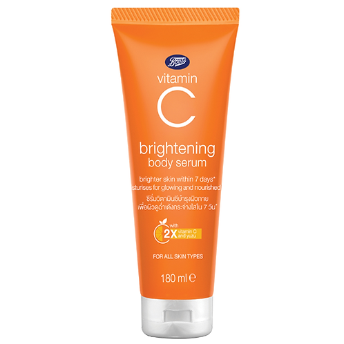 Vitamin C Brightening Body Serum 180ml