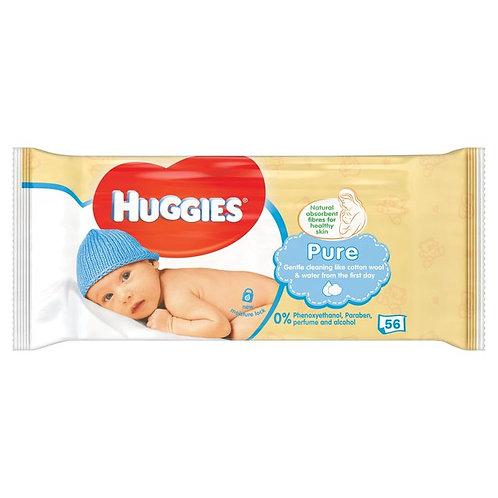 Huggies Pure wipes