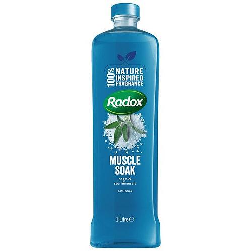 Radox Muscle Soak 500ml