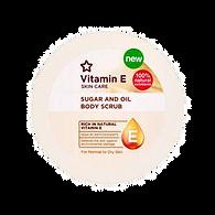 Vitamine E Scrub pad