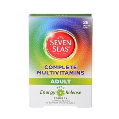 Seven Seas Adult Multivitamin 28 Tablets