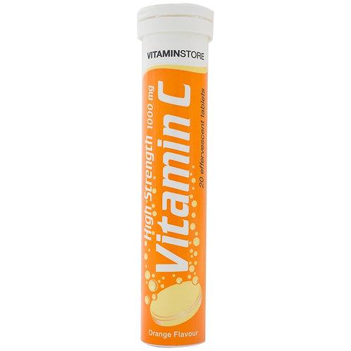 Effervescent Vitamin C 1000mg