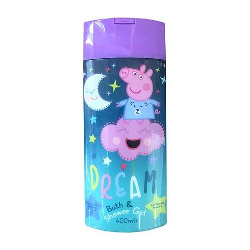 Peppa Pig Bath and Shower Gel 400ml