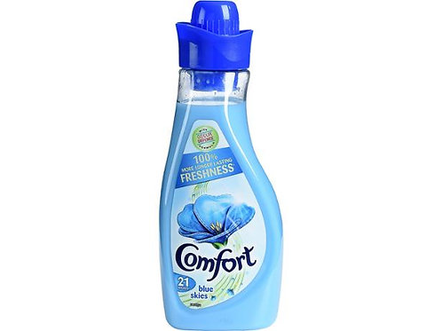 Comfort Blue Skies Concentrate Fabric Conditioner