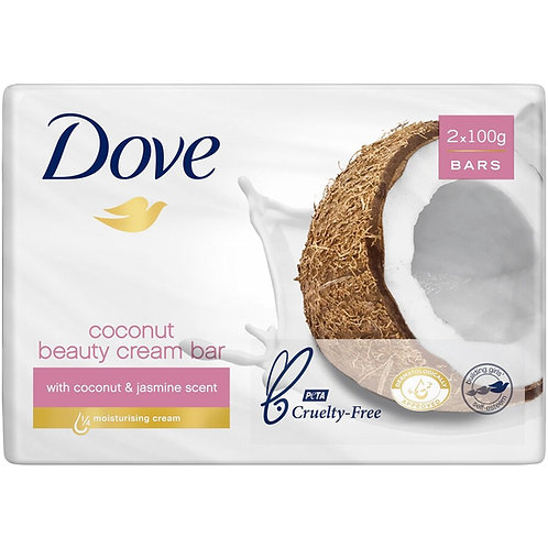 Dove Coconut Bar Soap