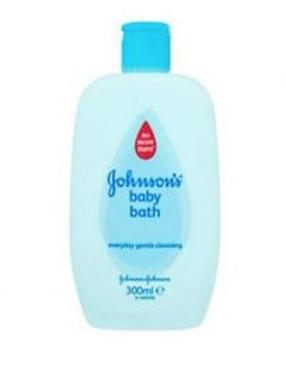 Johnson Baby Bath 300ml