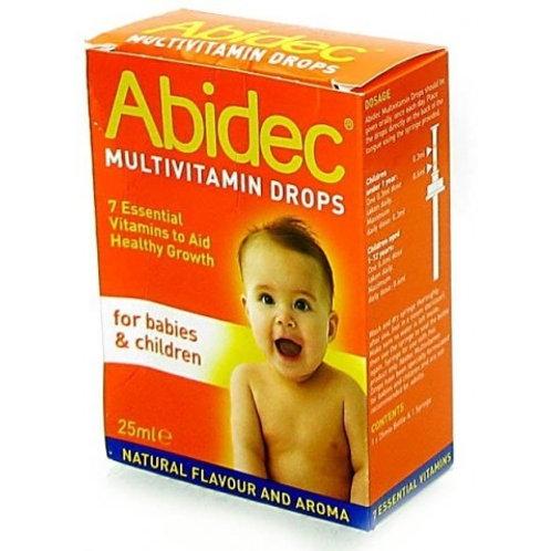 Abidec Multi-Vitamin Drops