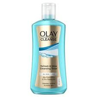 Olay 2-in-1 Facial & Cleanser