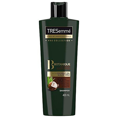 Tresemme Botanique Shampoo with Coconut & Aloe Vera 400ml
