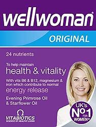 wellwoman original 24 nutrients