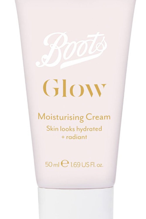 Boots Glow Lightweight Moisturising Cream 50ml