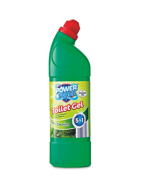 Power Force Ocean Toilet Gel