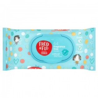 Fred &FloTesco baby fragrance wipe