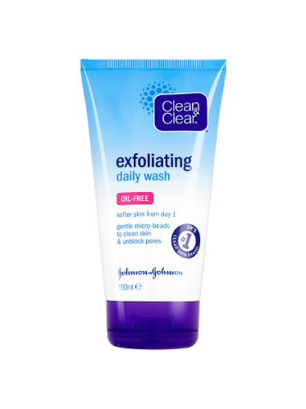 Clean & Clear  Facial Scrub 150Ml