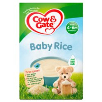 Cow & Gate Baby Rice