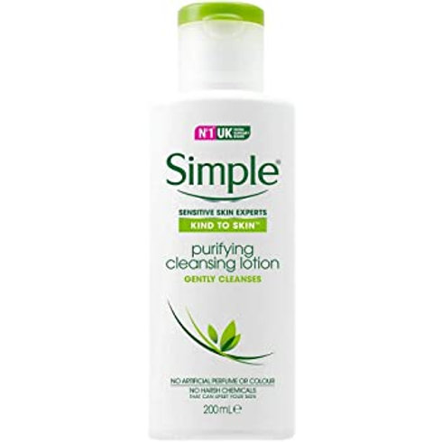 Simple Cleansing Lotion 200ml