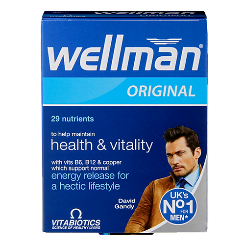 Wellman Original