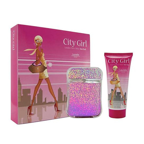 City Girl New York Gift set