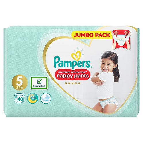 Pampers Pants 44