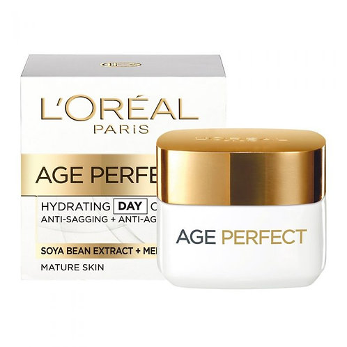 L'Oreal Age Perfect Re-Hydrating Cream Day 50ml