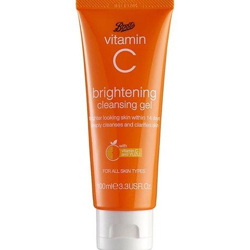 Vitamin C Brightening Cleansing Gel 100ml