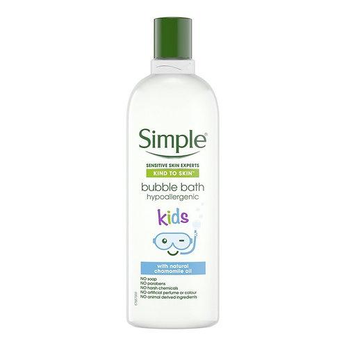 Simple kids bubble Bath 400ml