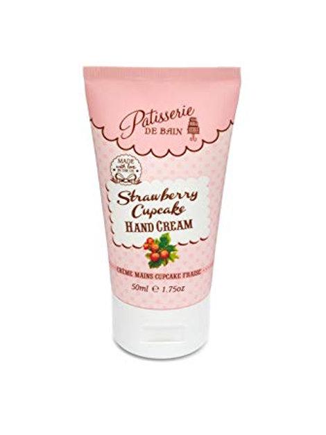 Patisserie De Bain Strawberry hand cream