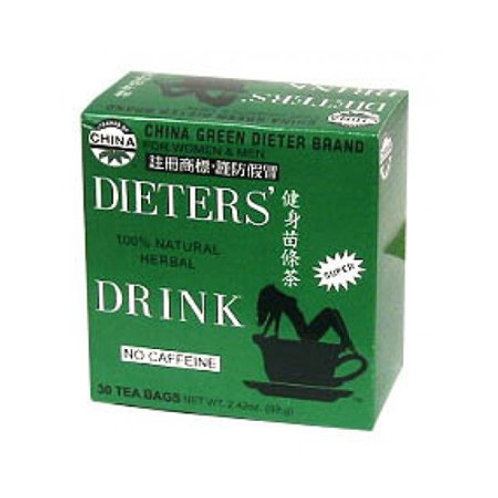 Dieters Drink 30 Tea Bags