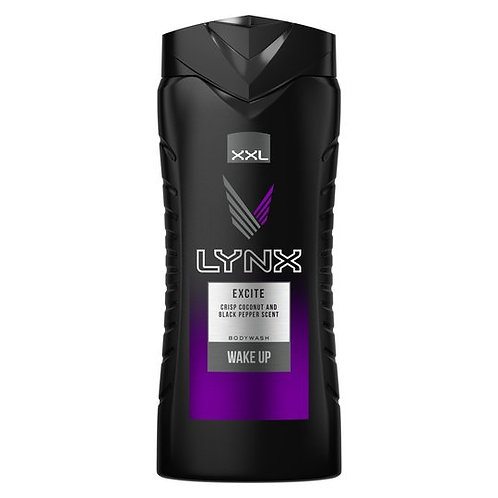 Lynx Shower Gel Excite  250ml