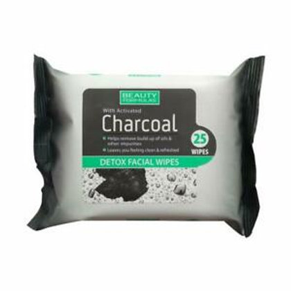 Charcoal Facial Wipe