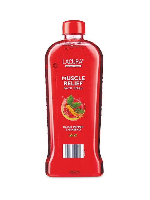 Muscle Relief Herbal Bath Soak - 750ml