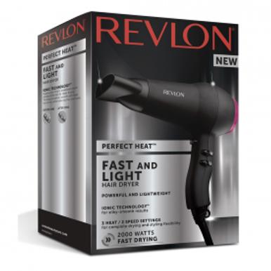 Revlon Fast & Light Dryer 2000 Watts
