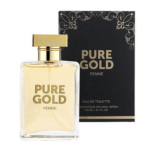 Pure Gold Femme 100ml