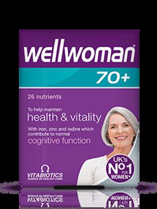 Wellwoman 70+