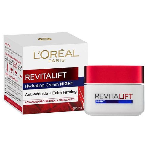 L'OREAL Revitalift Night Cream Intensive Action 50ml