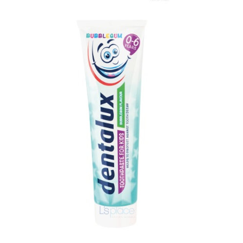 Dentalux Toothpaste Kids 6+ 75ml