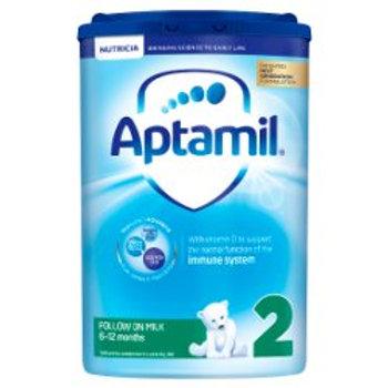 Aptamil Follow up