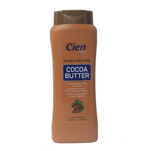 Cien Cocoa Butter Body Lotion 500ml
