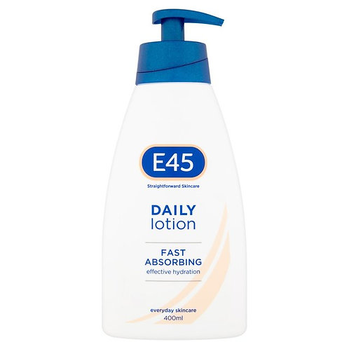 E45 Daily Lotion 400ml