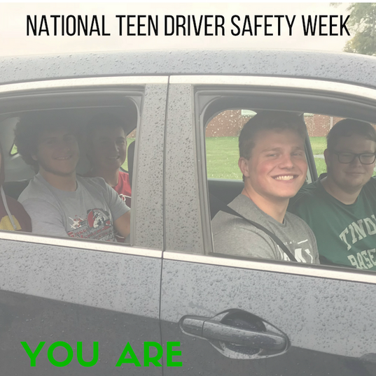 2017 National Teen Safety Driver Week