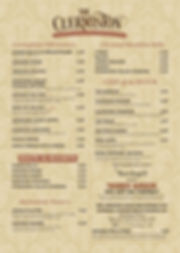 CLERMISTON MENU A4 front.jpg
